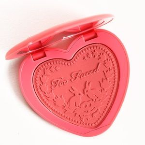 New TOO FACED Love Flush Blush